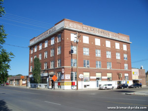 L.J. Anderson Building / Former International Harvester Company Warehouse