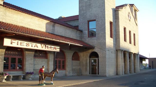 Fiesta Villa Mexican Restaurant / Former Northern Pacific Train Depot
