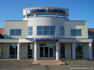 Corwin Churchill Motors