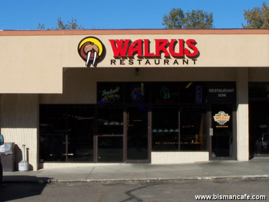 The Walrus Restaurant at Arrowhead Plaza