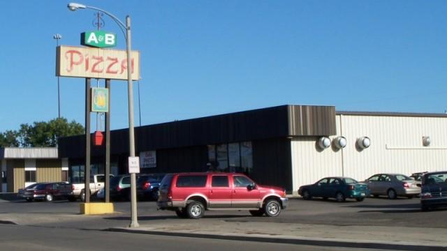 A & B Pizza (North Bismarck)