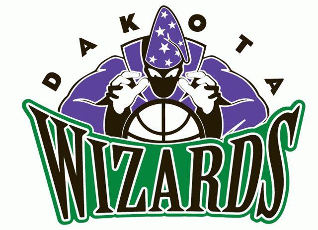 Dakota Wizards Logo