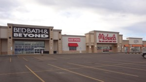 Hay Creek Shops: Bed, Bath, & Beyond, Michael's, and Ulta Salon