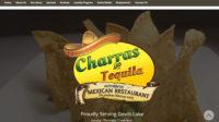 Charras & Tequila Website