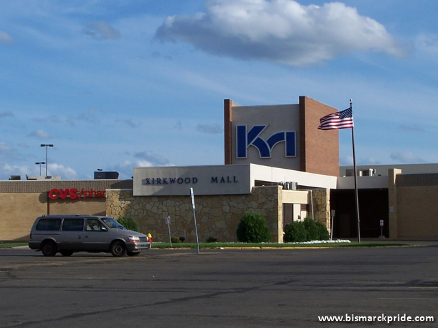 Kirkwood Mall North Entrance