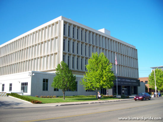 William Guy Federal Building