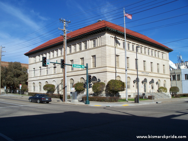 Old Federal Building & Post Office