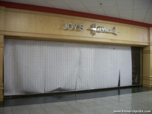 Closed Joy's Hallmark