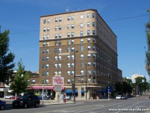Former Patterson Hotel / McKenzie Hotel