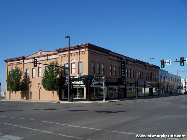 Zimmerman's Furniture / Webb Brothers Building