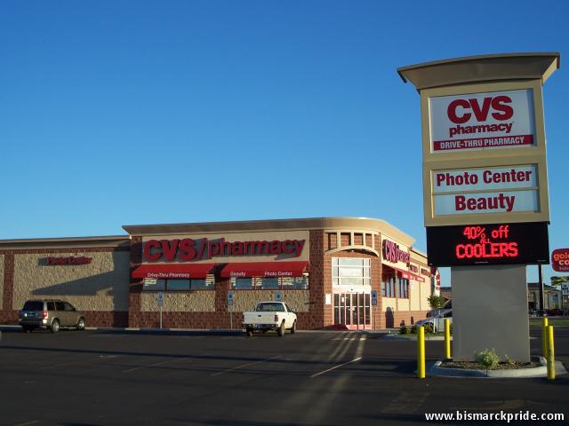 cvs pharmacy north bismarck address location phone number