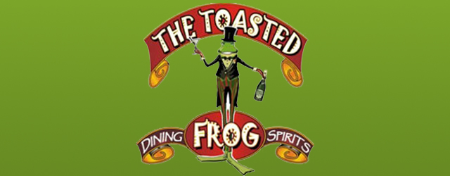 Toasted Frog Logo