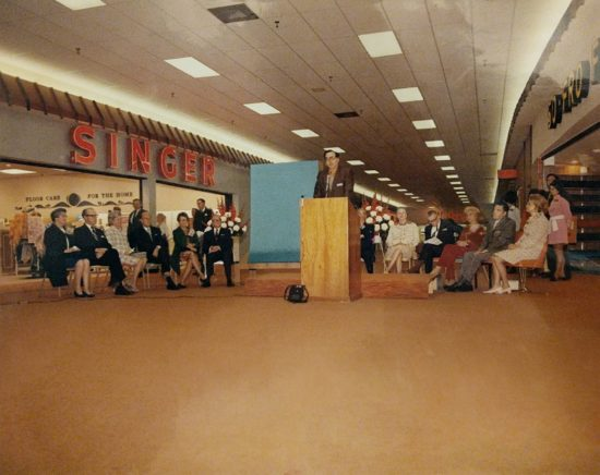 Grand Opening of Kirkwood Mall, 1971