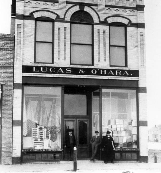 Lucas & O'hara Store - 1899