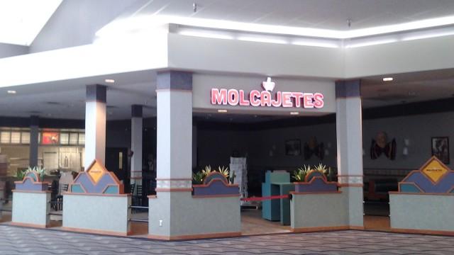 Los Molcajetes Inside Kirkwood Mall