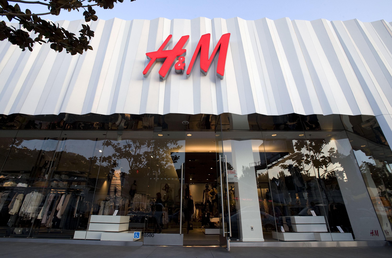 H&M Store (Courtesy H&M/Amanda Edwards/Elevation Photos)